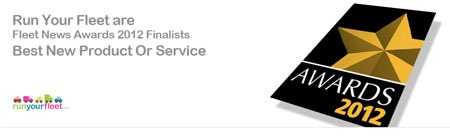Fleet News Awards Finalist Best New Product or Service