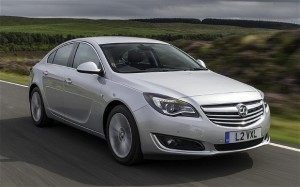Vauxhall Insignia Reviews