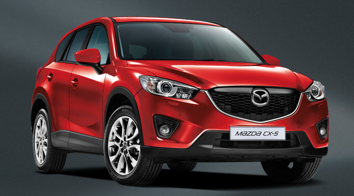 Reviews of the Mazda CX 5