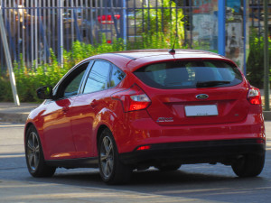 Reviews of the Ford Focus Fleet Car 2014