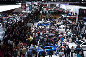 Highlights of Paris Motor Show 2014