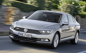 Volkswagen Passat 2015 Paris Motor Show 2014