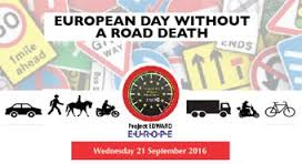 TISPOL, European Day Without a Road Death – 21 Sept 2016