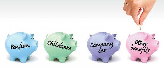 Salary sacrifice piggy banks