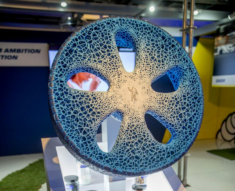 michelin-airless-tyre concept