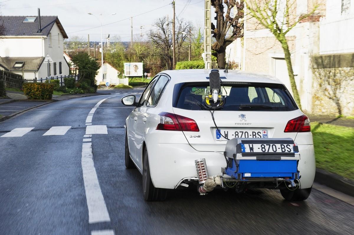 New emissions testing
